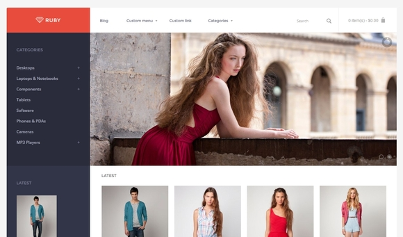 Best Opencart Themes For Online Store 2014