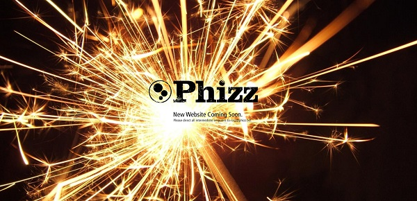 Phizz artistic websites