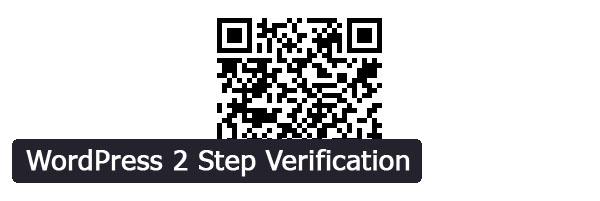 WordPress 2 Step Verification