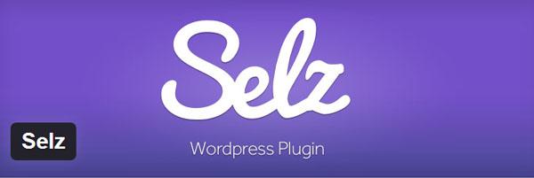Selz Ecommerce WordPress Plugin