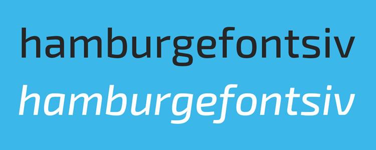 Exo 2.0 - Geometric Sans Serif free typeface