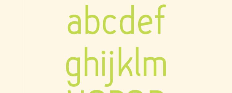 Hallo Sans free typeface