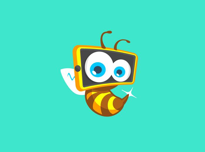 App Sting Mascot