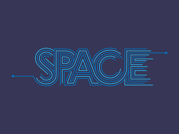 Space  by Yoga Perdana