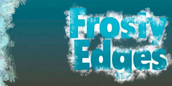 Frosty Edges Brush