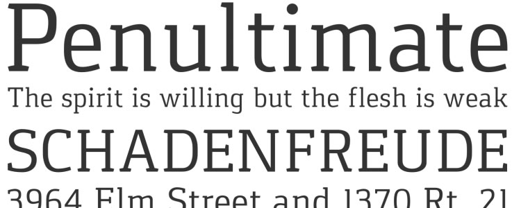 Gasparfont designed by Carlos Alonso free typeface