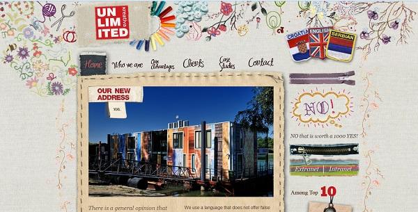 Kreative Artistic websites