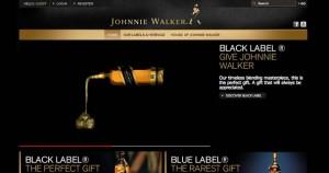 Johnnie Walker site