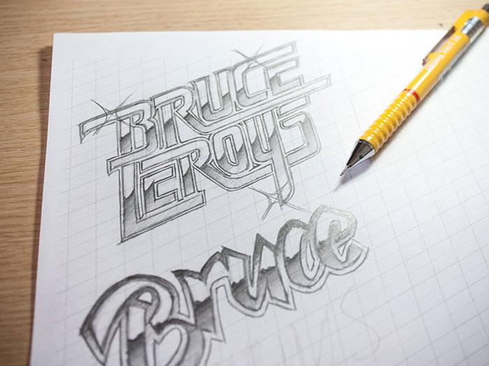 Sketches & Logos 2013
