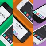 20 + Free PSD Flat/Minimal Device Mockups