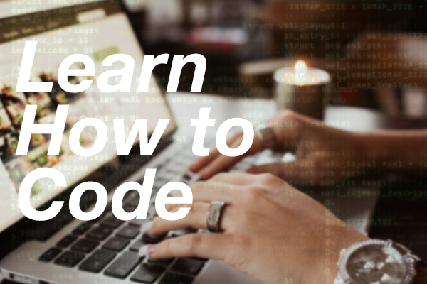 learn how to code New Year's Resolution: Learn How to Code