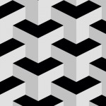 Create a Seamless, 3D, Geometric Pattern in Photoshop