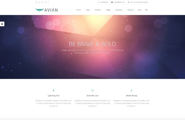 25 Premium WordPress Themes For All Your Design Needs