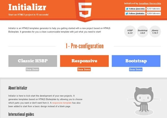 35 Best HTML5 Development Tools To Save Your Time
