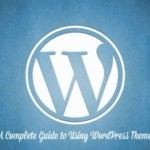 A Complete Guide to Using WordPress Themes