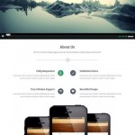 Bobo – One Page Multifunctional WP Theme