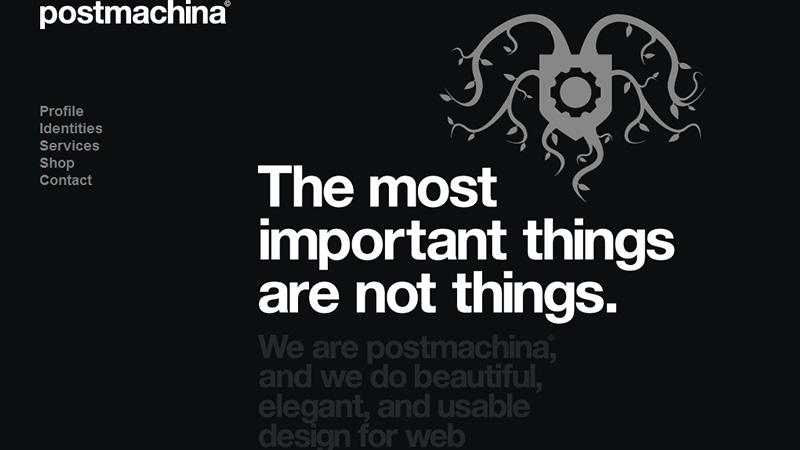Postmachina