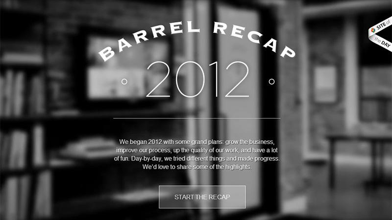 Barrel NY Recap
