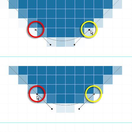 Fixing icon detail