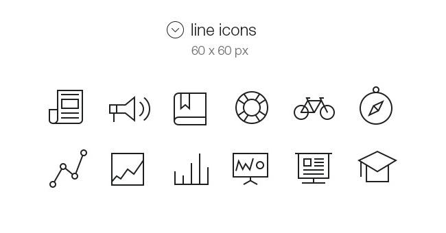 Tab Bar Icons iOS 7 Vol4 | Media Icons
