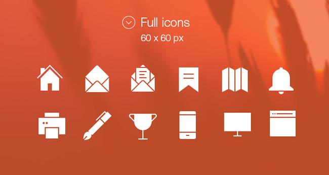 Tab Bar Icons iOS 7 Vol3 | Media Icons