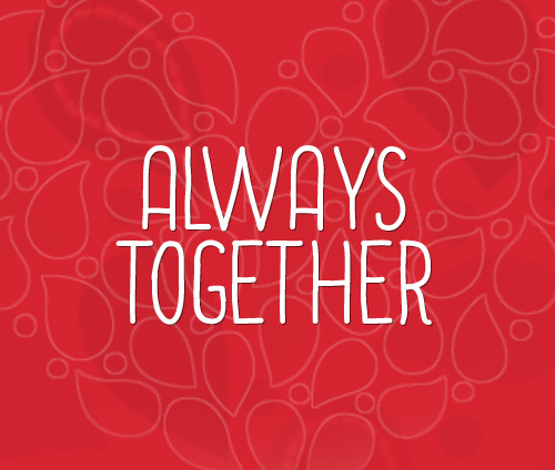 Always Together Fonts