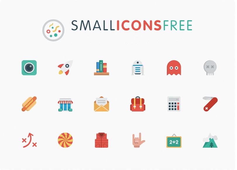 Smallicons Icon Set