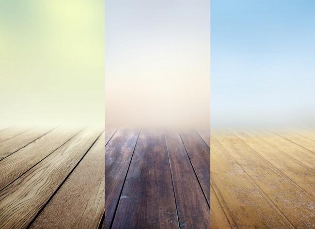 3 Infinite Wooden Floors