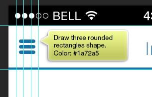 option menu icon