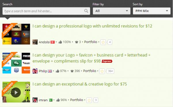Logo Design Services People Per Hour