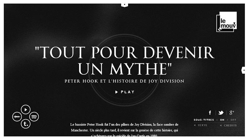 Joy Division - Le Mouv