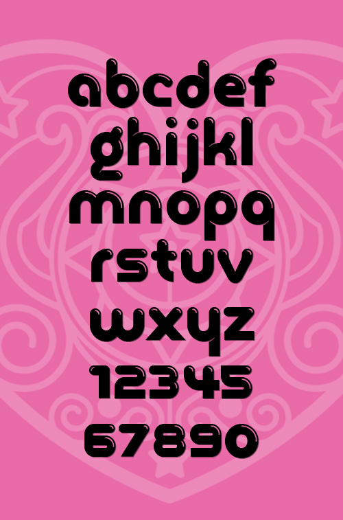 Glasoor Fonts