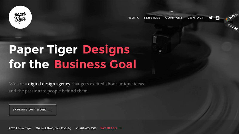 Paper Tiger Agency