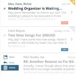 How to Design an iOS7 Email App in Photoshop