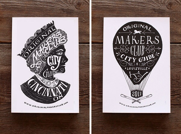30 Beautiful Hand Lettering Typography Illustrations
