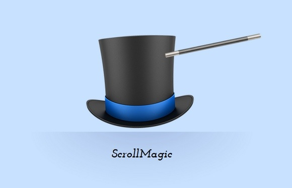 Make Magical Scroll Interaction with Scroll Magic Plugin