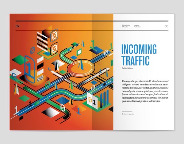 Create a Magazine Cover, Inner Spread With Mock-Ups in Adobe InDesign