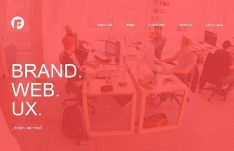20 Powerful Red Color Websites