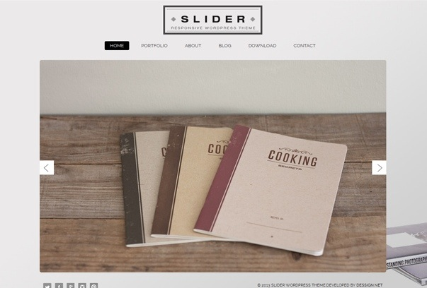 The Best Completely Free WordPress Portfolio Themes 2014