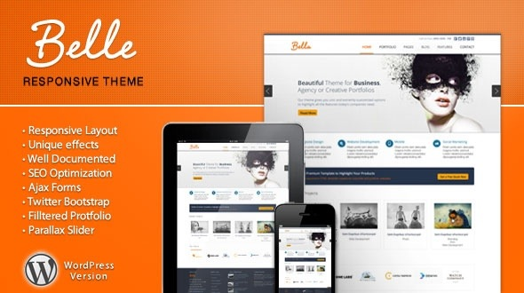 TeslaThemes – Impressively modern and affordable WP Themes