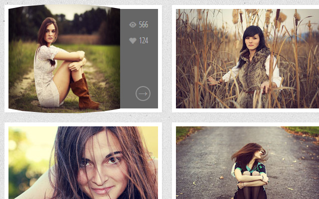 3d tutorial hover effects thumbnail image jquery