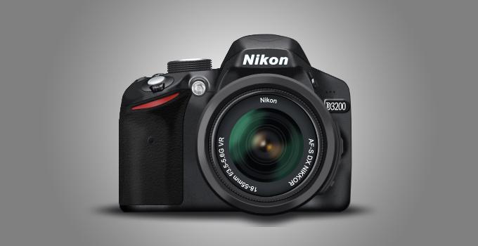 Nikon D3200 Pixel Perfect Photoshop