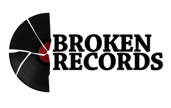 Broken Record Entertainment Logo