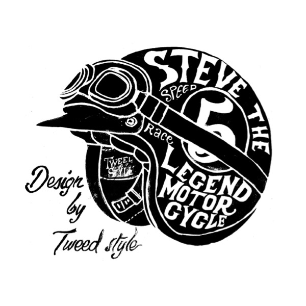 Steve Desert Race 1963 by TWEED