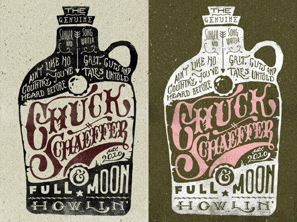 Whisky Label by Adam Trageser