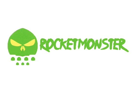 Rocket Monster Logo