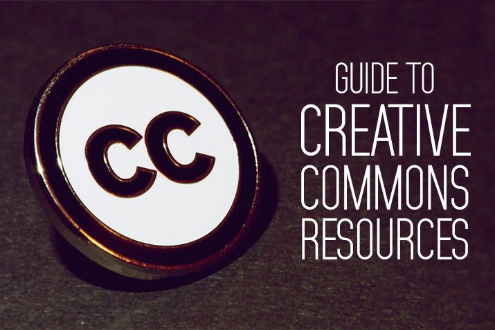The Simple Guide to Creative Commons Resources