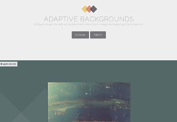 Adaptive Background – JQuery plugin