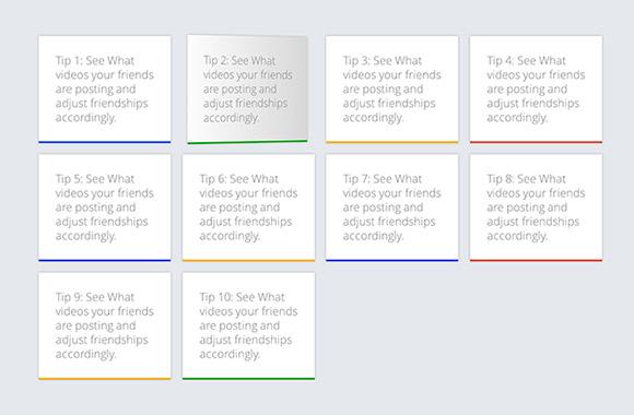 jQuery Tip Cards plugin