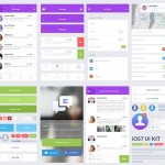 Free PSD Files: 35 New UI Design PSD Files for Designers